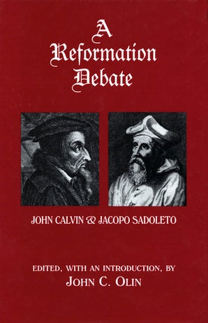 A Reformation Debate Paperback  by John C. Olin