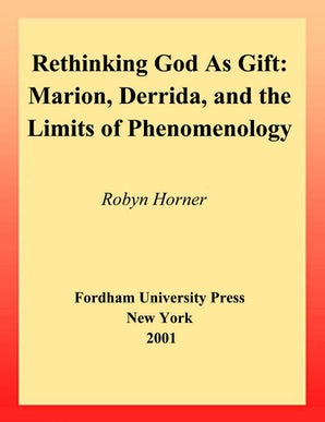 Rethinking God as Gift