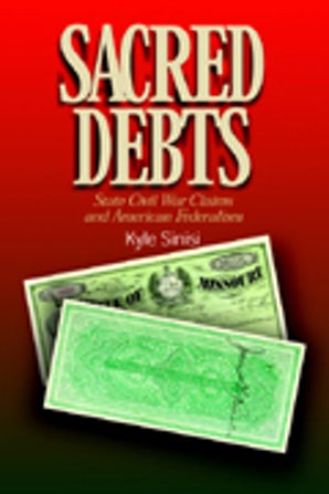 Sacred Debts Hardcover  by Kyle Sinisi