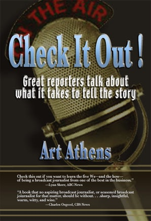 Check it Out! Paperback  by Art Athens