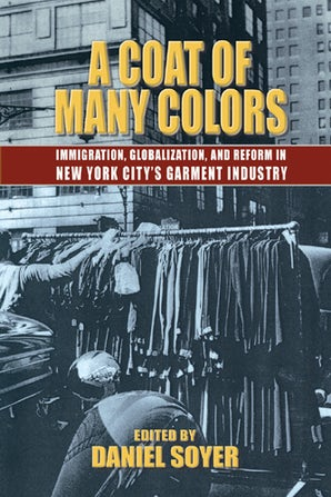 A Coat of Many Colors Paperback  by Daniel Soyer