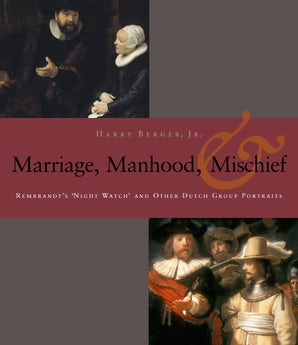 Manhood, Marriage, and Mischief Paperback  by Harry Berger