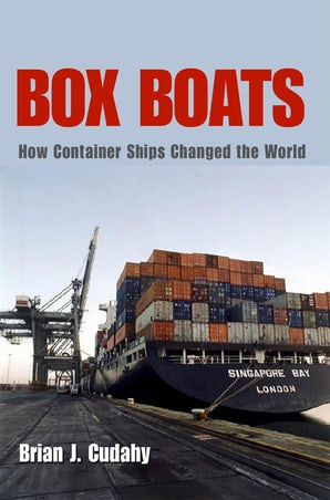 Box Boats Paperback  by Brian J. Cudahy