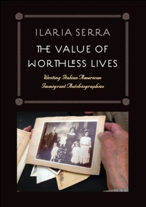 The Value of Worthless Lives Paperback  by Ilaria Serra