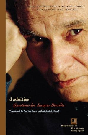 Judeities Paperback  by Bettina Bergo