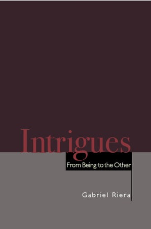 Intrigues Hardcover  by Gabriel Riera