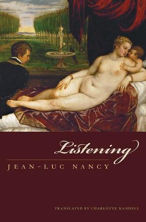 Listening Paperback  by Jean-Luc Nancy
