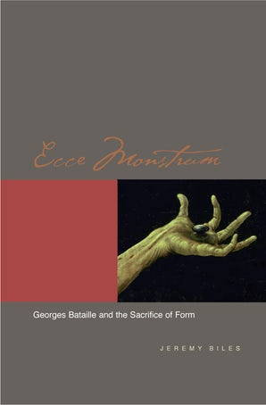 Ecce Monstrum Hardcover  by Jeremy Biles