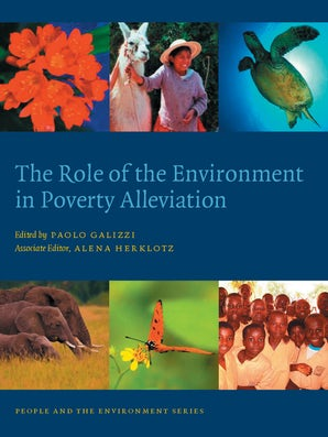 The Role of the Environment in Poverty Alleviation Paperback  by Paolo Galizzi
