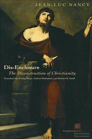 Dis-Enclosure Paperback  by Jean-Luc Nancy
