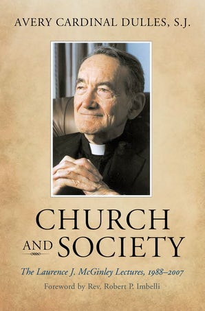 Church and Society eBook  by Avery Cardinal Dulles, S.J.