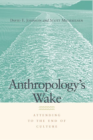 Anthropology's Wake Paperback  by David E. Johnson