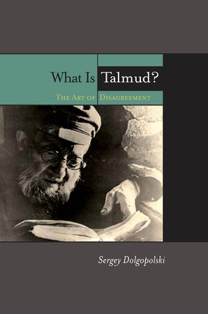 What Is Talmud? Hardcover  by Sergey Dolgopolski