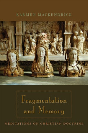Fragmentation and Memory Paperback  by Karmen MacKendrick