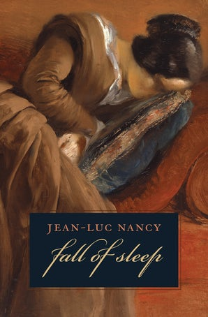 The Fall of Sleep Paperback  by Jean-Luc Nancy