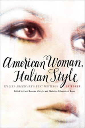 American Woman, Italian Style Paperback  by Carol Bonomo Albright