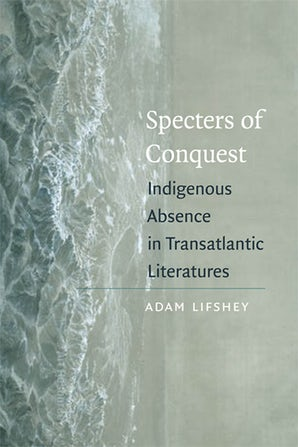 Specters of Conquest Hardcover  by Adam Lifshey