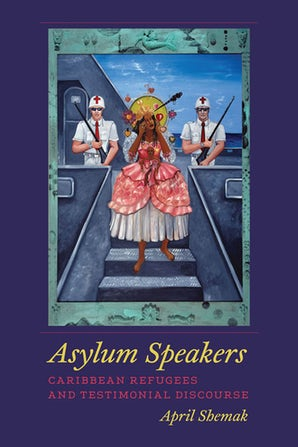Asylum Speakers Hardcover  by April Shemak