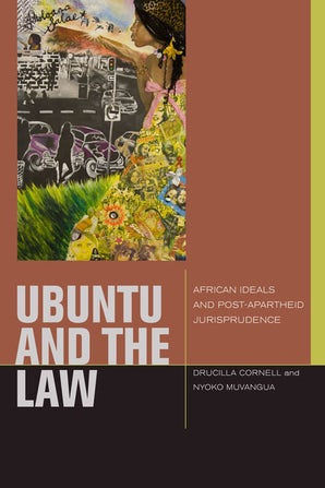 uBuntu and the Law Hardcover  by Drucilla Cornell