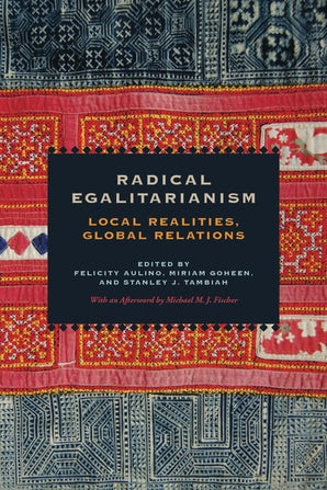 Radical Egalitarianism Paperback  by Felicity Aulino