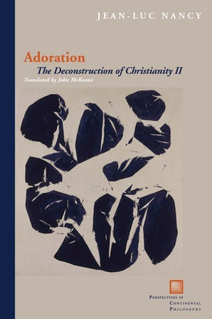 Adoration Paperback  by Jean-Luc Nancy