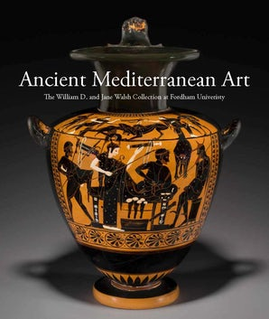 Ancient Mediterranean Art Hardcover  by Barbara Cavaliere