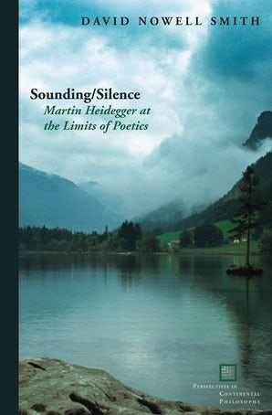 Sounding/Silence Hardcover  by David Nowell Smith