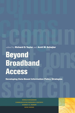 Beyond Broadband Access Paperback  by Richard D. Taylor