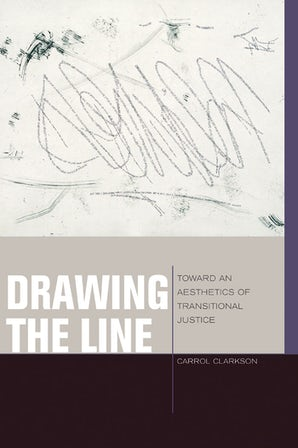 Drawing the Line Paperback  by Carrol Clarkson