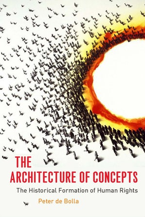 The Architecture of Concepts Paperback  by Peter de Bolla
