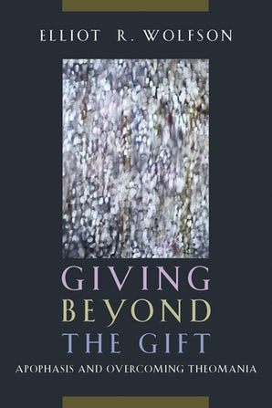 Giving Beyond the Gift Paperback  by Elliot R. Wolfson