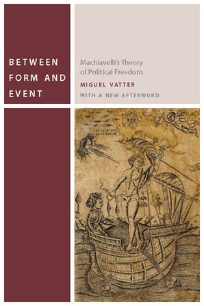 Between Form and Event Paperback  by Miguel Vatter