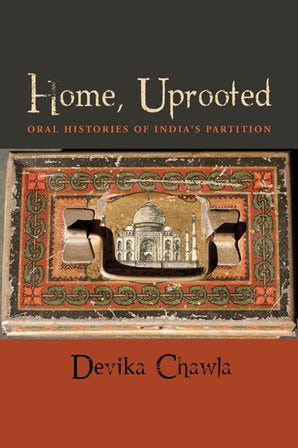 Home, Uprooted Paperback  by Devika Chawla