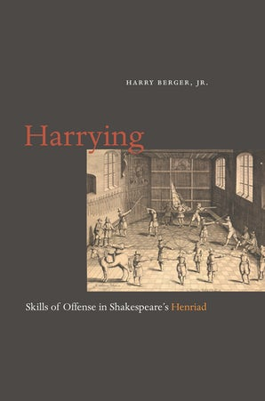 Harrying Paperback  by Harry Berger, Jr.