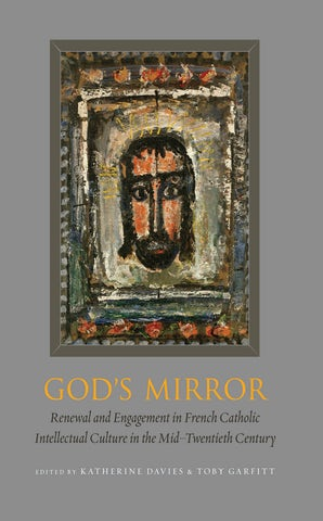 God's Mirror Hardcover  by Katherine Davies