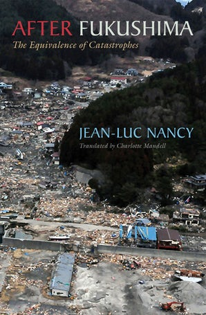 After Fukushima Paperback  by Jean-Luc Nancy