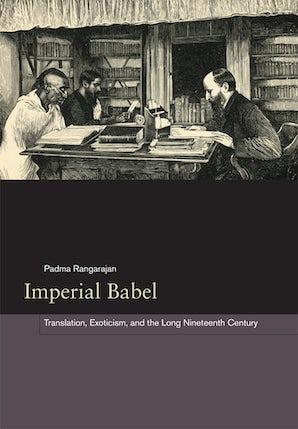 Imperial Babel Hardcover  by Padma Rangarajan