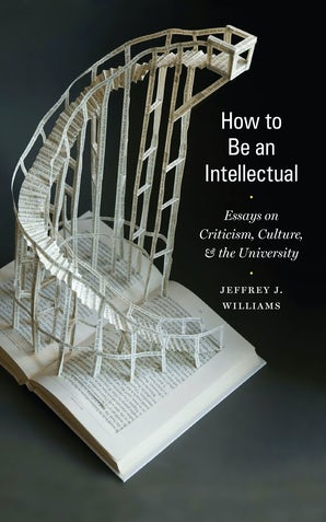 How to Be an Intellectual Paperback  by Jeffrey J. Williams