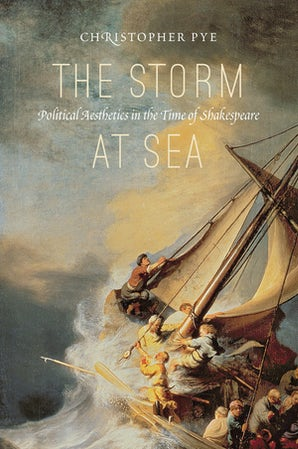 The Storm at Sea Paperback  by Christopher Pye