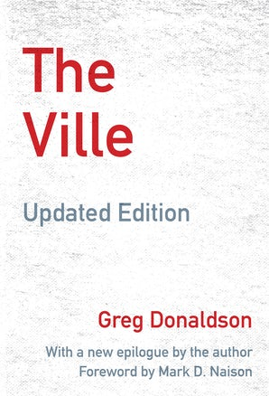The Ville Paperback  by Greg Donaldson