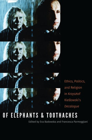 Of Elephants and Toothaches Paperback  by Eva Badowska