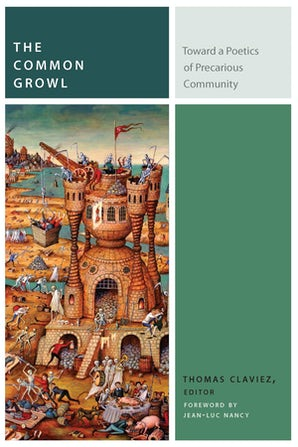 The Common Growl Paperback  by Thomas Claviez
