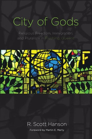 City of Gods Paperback  by R. Scott Hanson