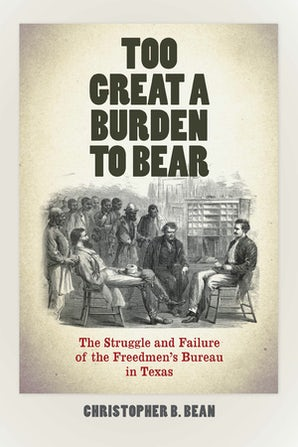Too Great a Burden to Bear Paperback  by Christopher B. Bean