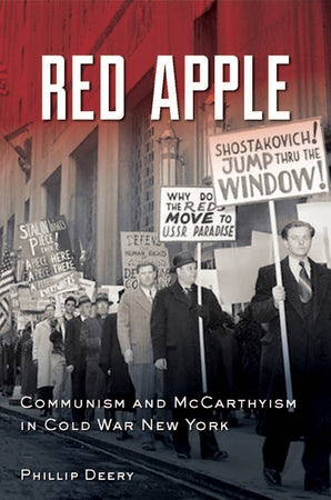 Red Apple Paperback  by Phillip Deery