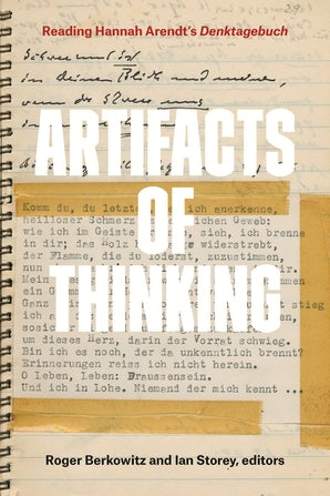 Artifacts of Thinking Paperback  by Roger Berkowitz