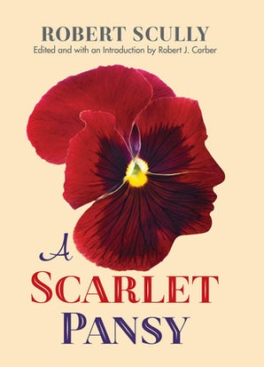 A Scarlet Pansy Paperback  by Robert Scully