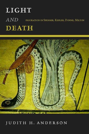 Light and Death Hardcover  by Judith H. Anderson