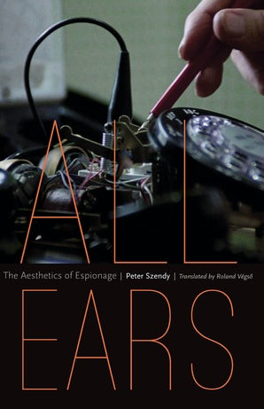 All Ears Paperback  by Peter Szendy