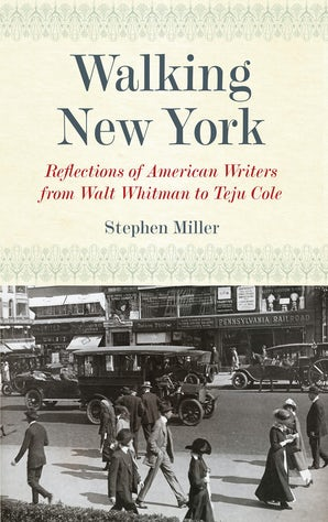 Walking New York Paperback  by Stephen Miller